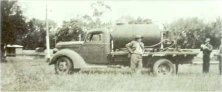 First Montrose Tanker